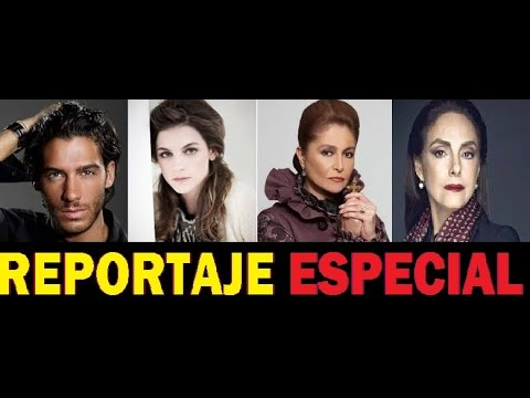 Elenco confirmado de remake de gran hotel reportaje noticias chismes 2015 2016 youtube for Secretos en el jardin novela