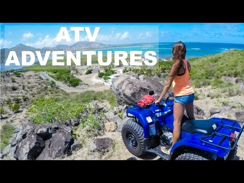 ATV ADVENTURES IN THE CARIBBEAN