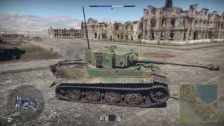 War Thunder Heavy Tank No. 6 PS4 Gameplay