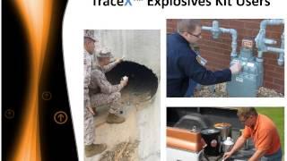Trace-x™ Explosives Kit Presentation