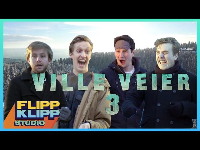 """JONAS OG HENRIK VS. RUBEN OG SONDRE! - """"Ville Veier 3"""" - Ep 1"""
