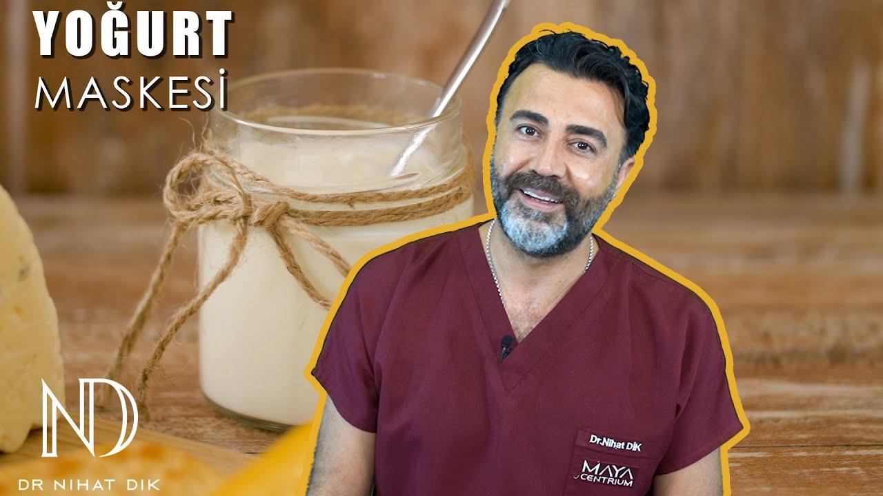 Yogurt Maskesi Dr Nihat Dik Youtube