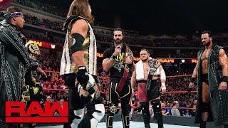 Six Superstars lay claim to Seth Rollins' Universal Championship: Raw, April 22, 2019