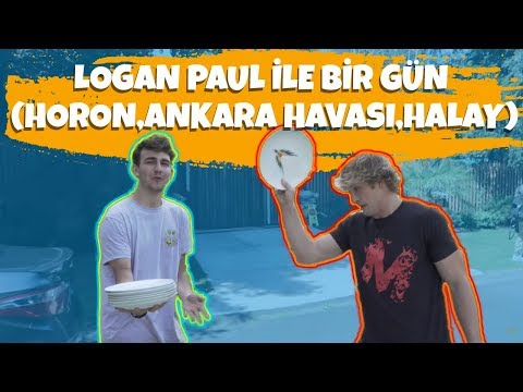 LOGAN PAUL İLE HORON TEPMEK!