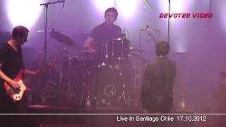 SUEDE / We Are The Pigs / Santiago Chile 17.10.2012 [Full HD 1080i]