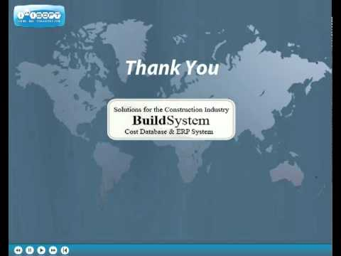 BuildSystem: Creating new tender