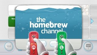 Como instalar o Home Brew Channel no Nintendo Wii