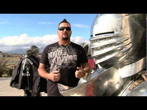 Knights of Mayhem's Charlie Andrews
