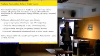 Filozoficzne źródła Austriackiej Szkoły Ekonomii - Krzysztof Turowski