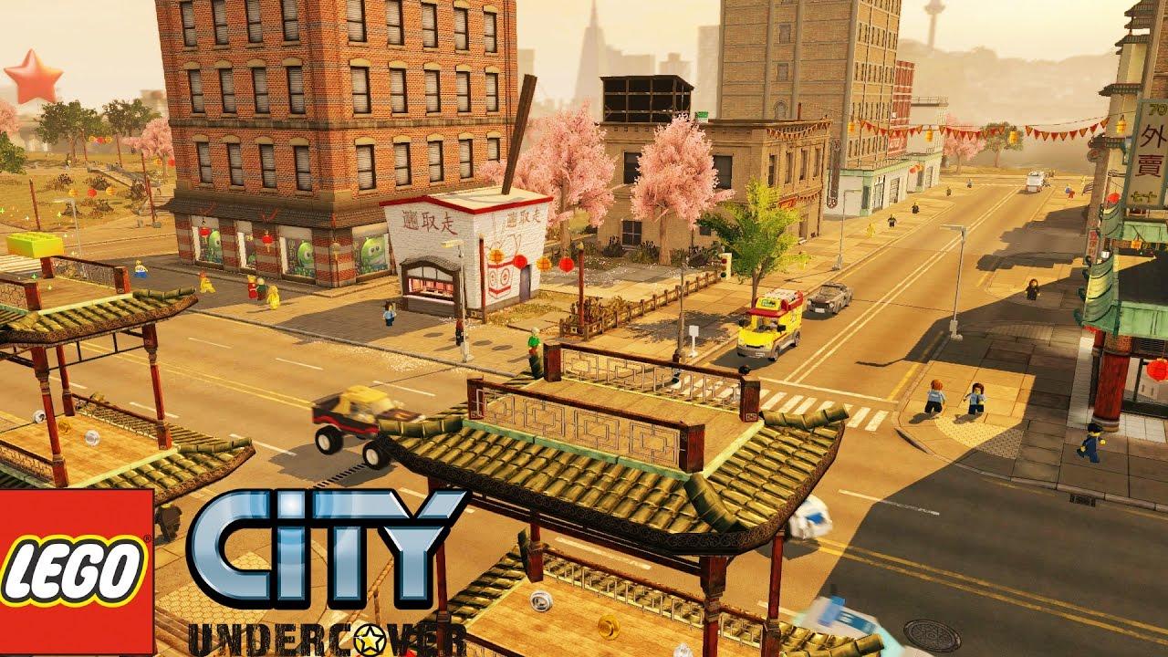 Lego China Town Lego City Undercover Nintendo Switch 04 Youtube