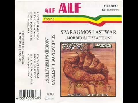Sparagmos (Pol) - Mortal organic remains (1991)