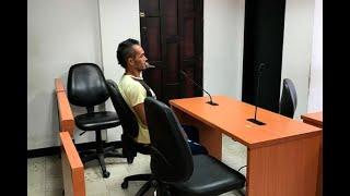 Hombre que se entregó por crimen de Nathalia Jiménez y Rodrigo Monsalve no aceptó cargos