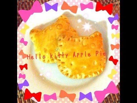Hello Kitty Apple Pie