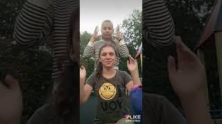 |мини клип, лайк|| Близкие Люди,первое видео с Варей! - Маша и Варя