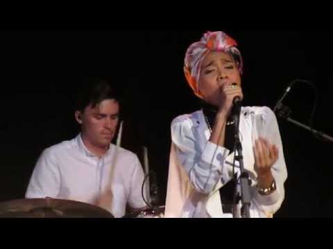 """Yuna: """"Favourite Things"""" Live at The Kessler Theatre...Dallas, Texas 2014"""