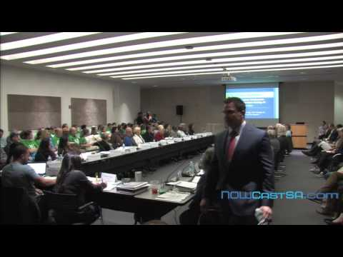 San Antonio Parks and Recreation Committee Bond Hearing Part 1