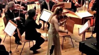 J.S.Bach Konzert für Violine und Orchester Nr.1 a-moll BWV 1041