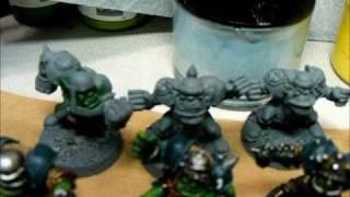 Engineer Jeff's Bloodbowl Orcs