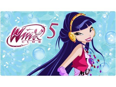 Winx Club - Saison 5: toutes les chansons!