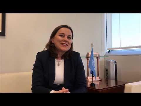 Noura Hamladji CD UNDP Libya about social Media in Libya