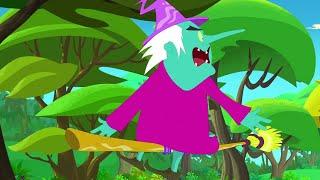 Eena Meena Deeka | Invisible Foxie | Full Episode | Funny Cartoon Compilation| Cartoons for Children