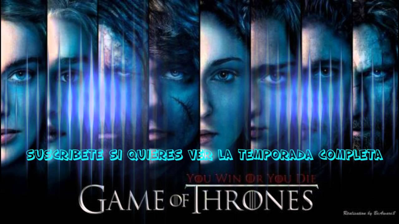 Descargar Juego De Tronos Temporada 6 Capitulo 3 4 5 6 7 8 9 Y 10 En Latino Hd Link Mega Youtube