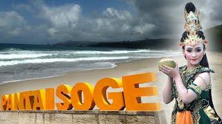 Explore Pesona Keindahan Pantai Soge Pacitan 2021