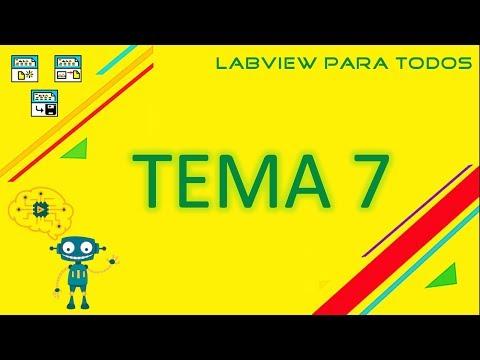TEMA 7 Generación De Reportes Con LabVIEW