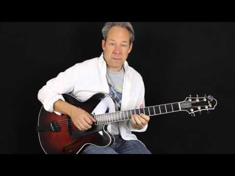 O Christmas Tree - Barry Greene Video Lesson Preview