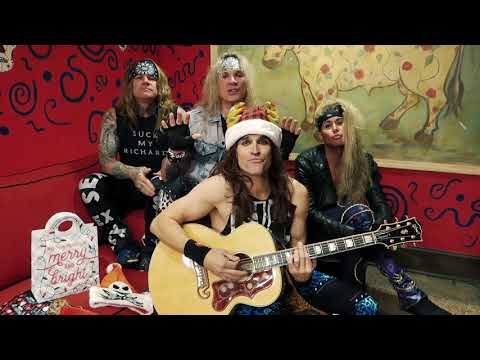 Steel Panther – The Stocking Song (special guitar-Christmas version)