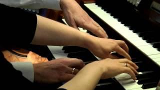 Orgel,vierhändig Leberecht Baumert Sonate g-Moll