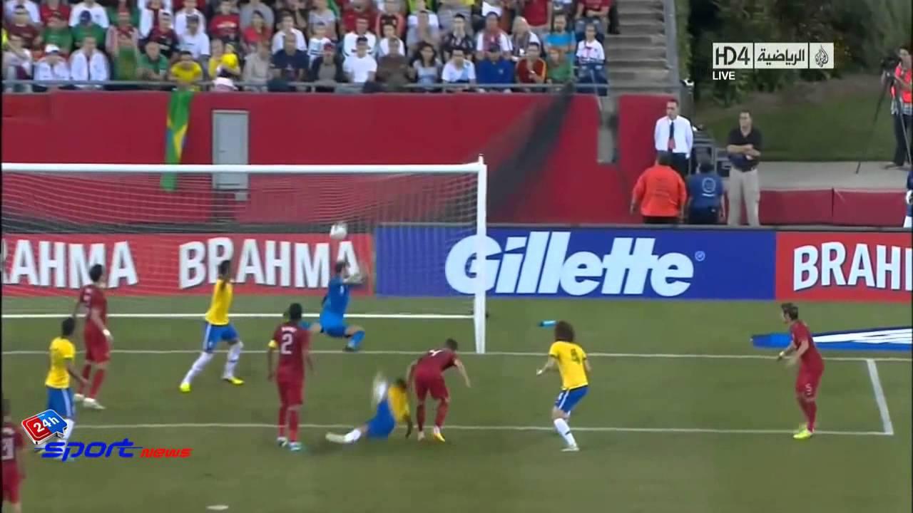 Brazil 3-1 Portugal friendly match (11/09/2013) {HD} - YouTube