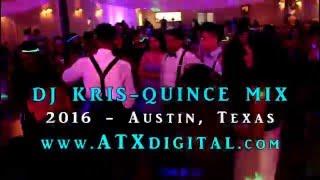 DJ KRIS - LINE DANCE MIX CUMBIA MIX 2016 ANGEL QUINCE