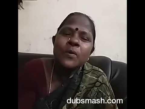 Super comedy Tamil dubsmash annapoorani