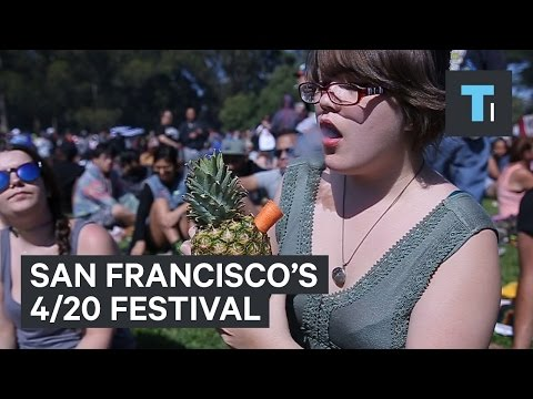 420 Festival In San Francisco