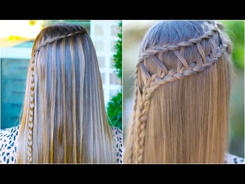 Lattice braid combo cute girls hairstyles youtube lattice braid combo cute girls hairstyles urmus Image collections