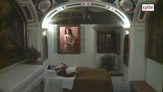 El brazo y el corazón de Santa Teresa en el convento Alba de Tormes