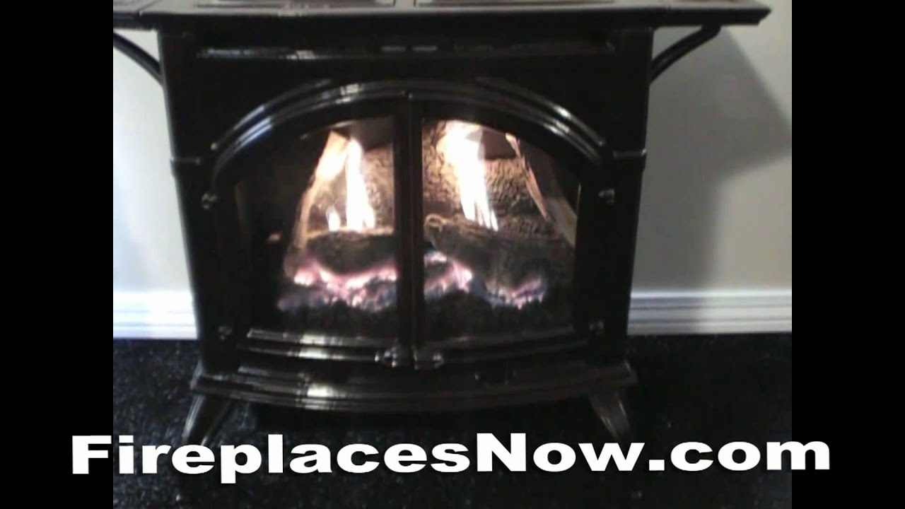 heritage vent free stove by empire youtube