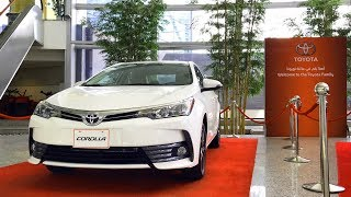 What To EXPECT From 2017 TOYOTA COROLLA FACELIFT? ALL YOU NEED TO KNOW!