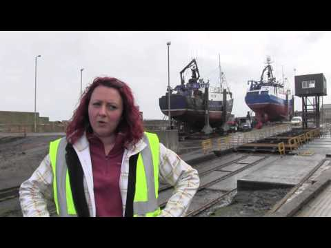 Careers in Engineering - Harbours Engineer