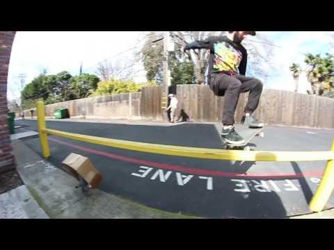 2017 skateboarding chico CA