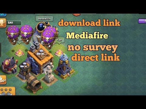 CLASH of CLAN coc private server supercell latest September mediafire link diwnload