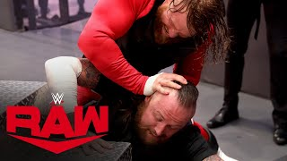 Murphy attacks Aleister Black's eye: Raw, July 27, 2020