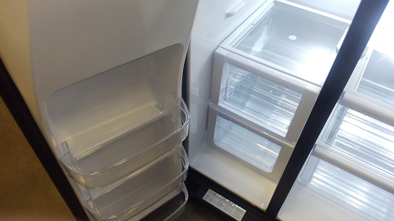 kenmore 51133. 2017 whirlpool side-by-side refrigerator from lowe\u0027s near the dallas north tollway in dallas. kenmore 51133