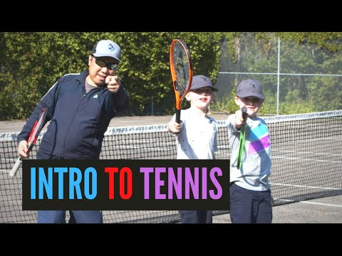 Tennis coach attacked by kids