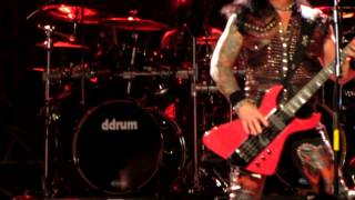 Morbid Angel  Immortal Rites,Rapture,Maze of Torment: Live in Philadelphia sept 28th 2012