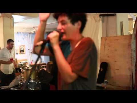 "Lovers ""The Modern Art Museum of the Modern Kiss Goodbye"" {Live @ SeedCo Studios - Lawrence, KS}"