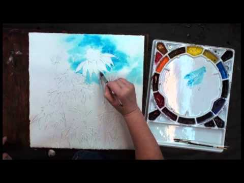 Preview | Watercolor Without Boundaries with Karlyn Holman, Part 4