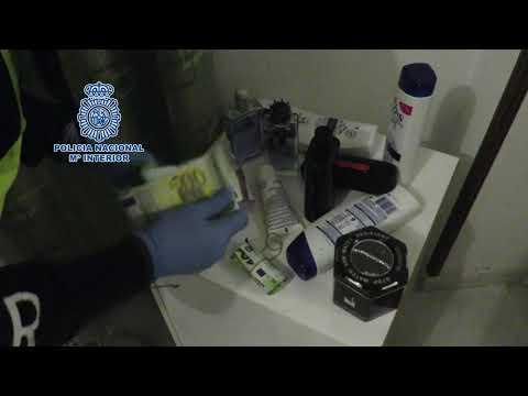 Desmantelan una red turca de tráfico de heroína que abastecía a Galicia