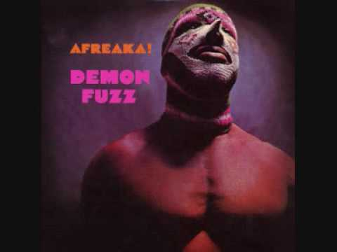 """DEMON FUZZ """"I put a spell on you"""" (1970)"""